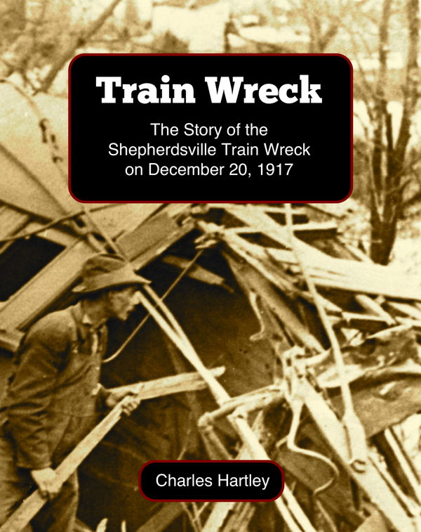 Train Wreck Book Front Cover
